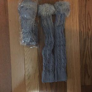 """Accessories - Boot Socks 18"""""""